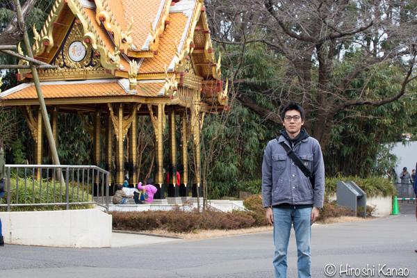 タイから贈られたゾウ アティ ウタイ 上野動物園 22