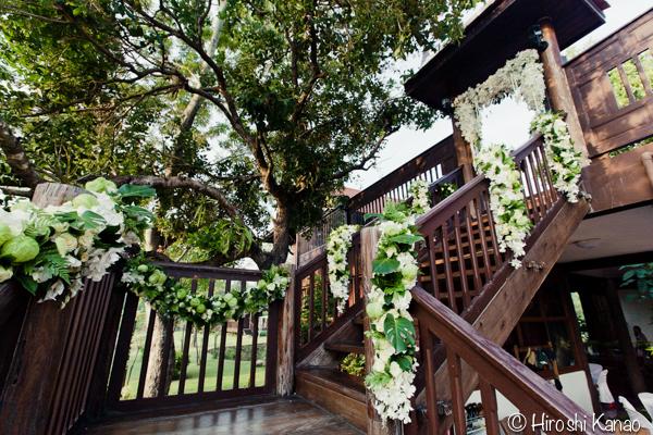 タイ 結婚式 タイ式ウェディング タイ人と結婚 国際結婚 会場 4